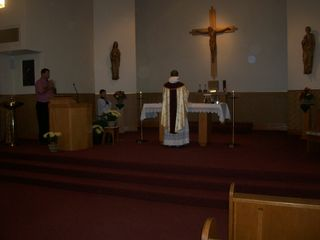 Vocation day-liam 1st mass 006